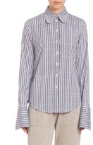 Michael Kors Checked Long Sleeves Shirt