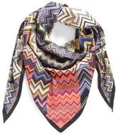 Missoni Women's Silk Triangle Scarf