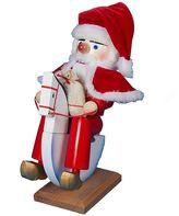 Kurt Adler Rocking Santa Nutcracker