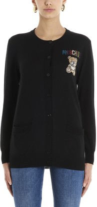 Moschino teddy Cardigan