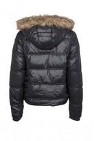 Select Fashion Fashion Womens Black Short Puffa - size 14