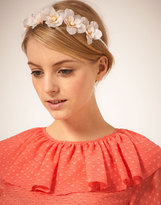 ASOS Orchid Flower Headband