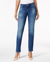 Mavi Jeans Kerry Indigo Wash Straight-Leg Jeans
