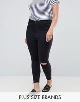 New Look Plus Premium Body Shaper Jeans