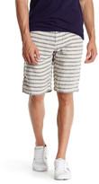 Lucky Brand Stripe Linen Short