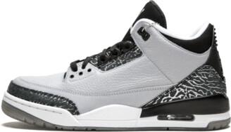 Jordan Air 3 Retro 'Wolf Grey' Shoes - Size 13