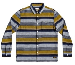 Quiksilver Men's Lineup Distraction Flannel Shirt