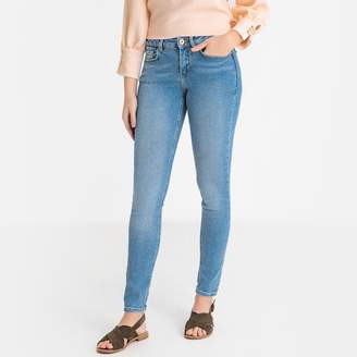 "Maison Scotch Faded Slim Fit Jeans, Length 32"""