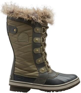 Sorel Tofino Ii Waterproof Canvas Leather Boot