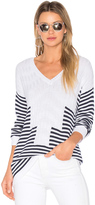 BCBGeneration Striped Sweater