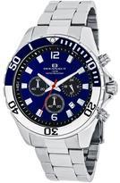 Oceanaut Sevilla OC2520 Men's Round Silver Stainless Steel Watch