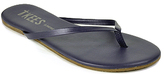 TKEES Liners - Leather Thong Sandal