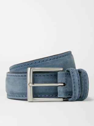 Andersons 3.5cm Suede Belt