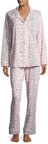 BedHead Printed Two-Piece Pajama Set