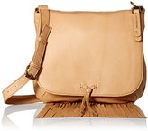 Lucky Brand Flap Cross-Body Bag