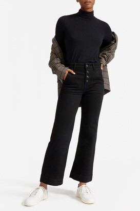Everlane The Wide Leg Crop Jean