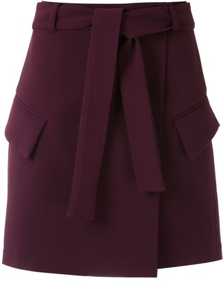 Framed High Tailoring skirt