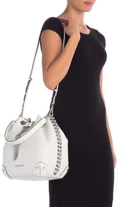 MICHAEL Michael Kors Alanis Large Leather Bucket Bag