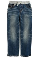 Toddler Boy's Tucker + Tate Rib Waistband Jeans