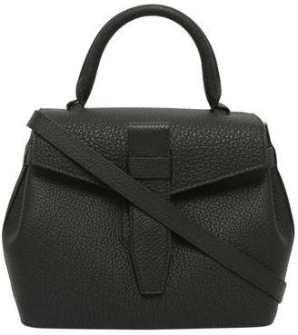 Lancel Charlie Black Shoulder Bag