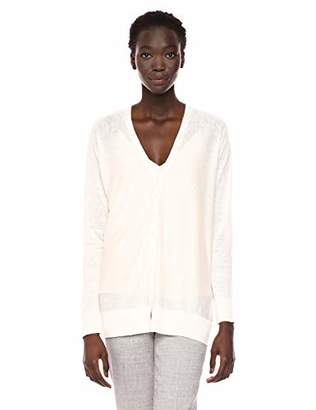 Theory Women's Long Sleeve Dolman Cardigan S