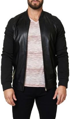 Maceoo Double Leather Jacket