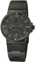 Ulysse Nardin 263-66LE-3c/42-BLACK Maxi Marine Chronometer watch
