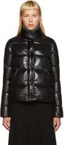 Moncler Black Down Brethil Jacket