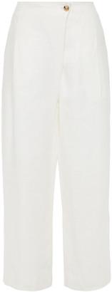 LVIR Linen Wide-leg Pants