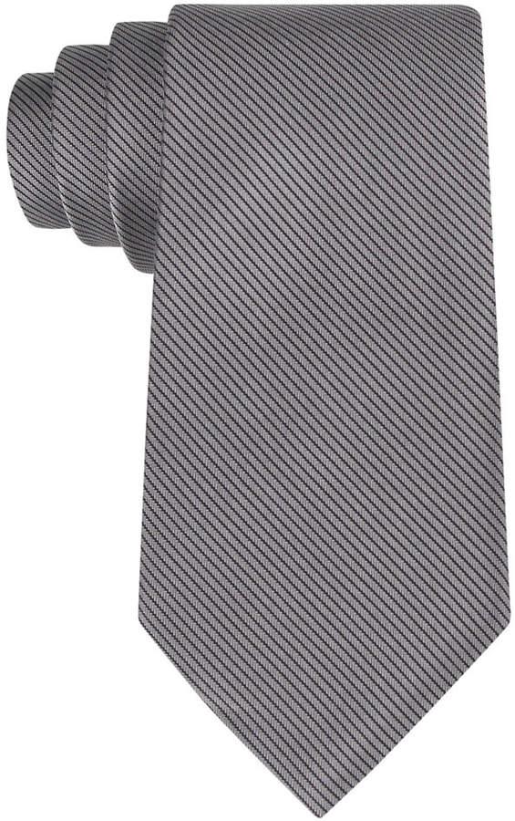Calvin Klein King Cord Solid Tie