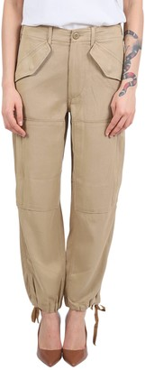 Polo Ralph Lauren Beige Cargo Trousers