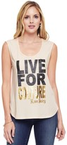Juicy Couture Live For Couture Muscle Tee