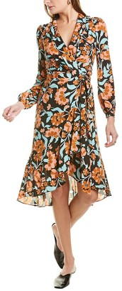 Diane von Furstenberg Carla Two Wrap Dress