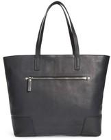 Shinola Leather Tote - Black