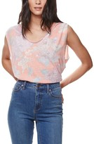 Free People Women's Gardenia Tee