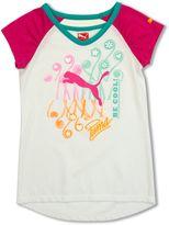 Puma Colorblocked T-Shirt (4-6X)