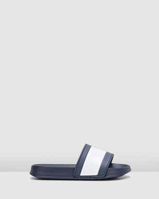 Tommy Hilfiger Classic Flag Pool Slides