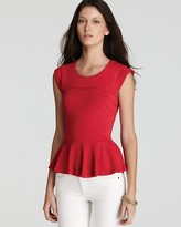 French Connection Top - Valencia Peplum