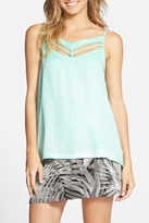RVCA Obviously Cutout Tank