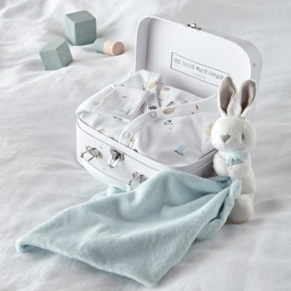 The White Company Potting Shed Baby Gift Set, White, 0-3mths