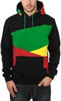 Urban Classics Zig Zag Hoody TB205 Hoodie Sweater Herren Men