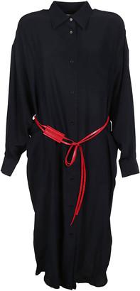 Victoria Beckham Buttoned Dress