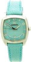 Carrera Women's Quartz Watch With Dial Analogue Display Quartz Leather