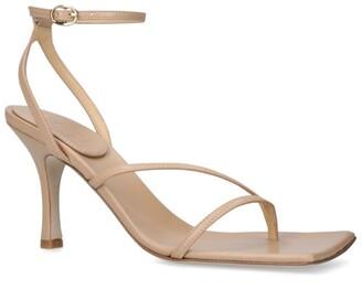 A.W.A.K.E. Mode Leather Delta Sandals 75
