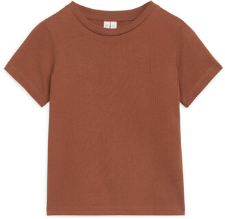 Arket Crew-Neck T-Shirt