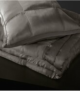 Donna Karan New York Collection 'Surface' Silk Charmeuse Quilt