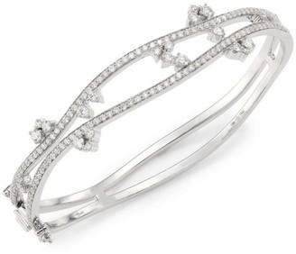 Hueb Reverie Diamond & 18K White Gold Bracelet
