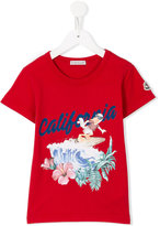 Moncler California T-shirt - kids - Cotton - 4 yrs