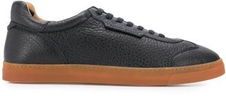 Giorgio Armani Contrasting Sole Sneakers