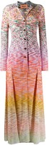 Missoni long cardi-dress